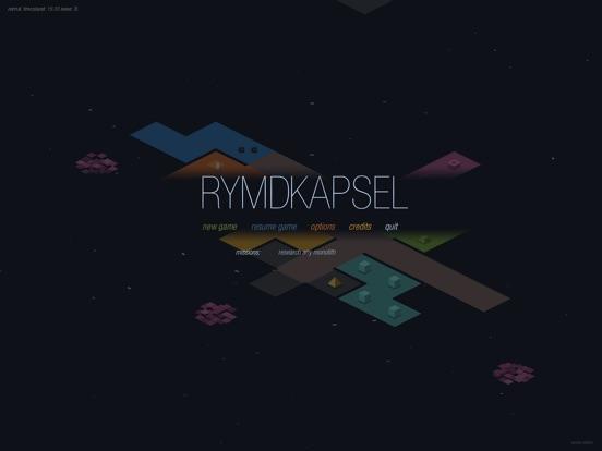 Screenshot #2 for rymdkapsel