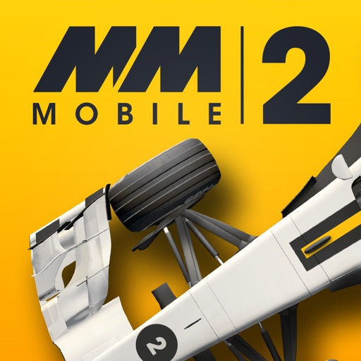Motorsport Manager Mobile 2 application logo