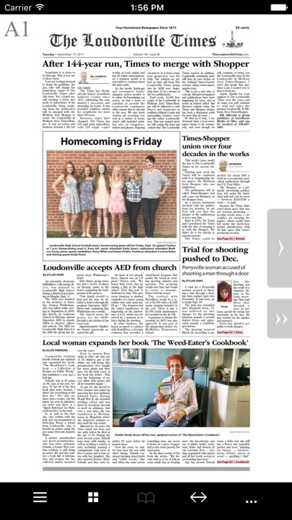 Loudonville Times eEdition