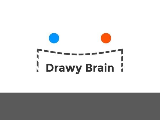 Draw Brain - Bouncy Dance Dots
