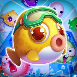 Charm Fish Splash Mania - Best Hero Quest of Ocean