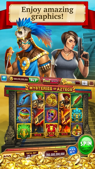 Slots Panther Vegas: Casino screenshot #4