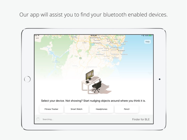 Bluetooth Finder - find your lost BLE devices