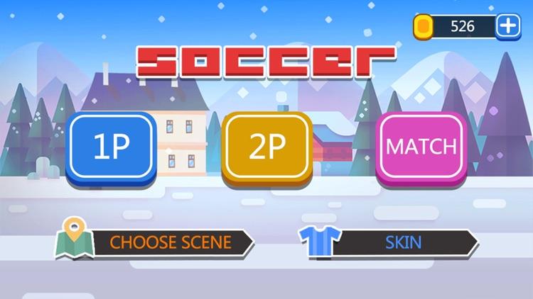 Happy Soccer Physics screenshot-4