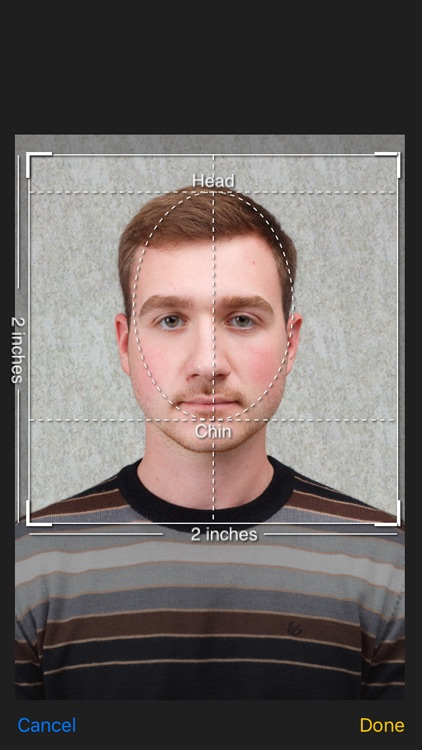 ID Photo Maker– Passport Photo screenshot-3