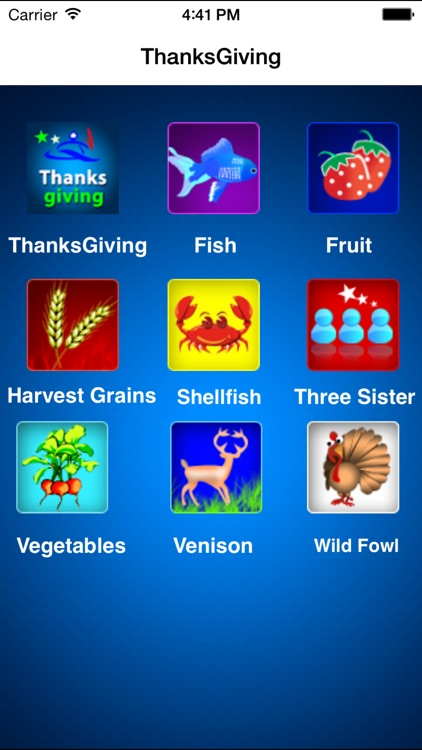 Thanksgiving Recipes & Food screenshot-0