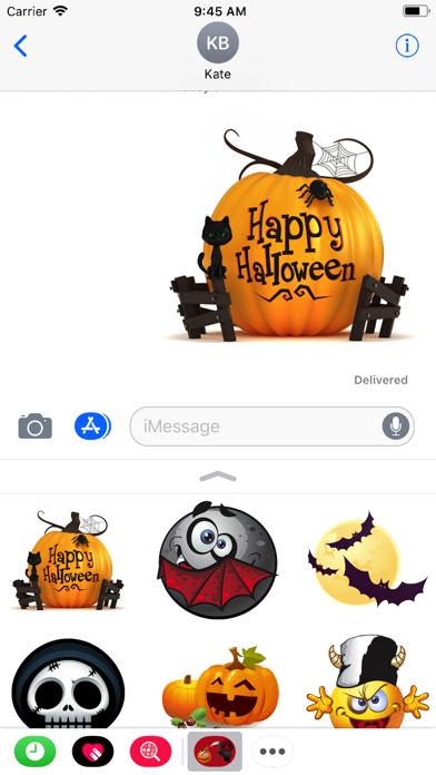 Spooky Halloween - Stickers