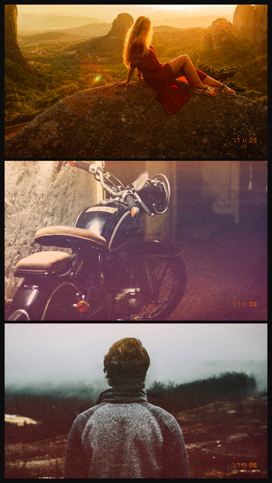 Goodak - analog retro film cam Screenshots