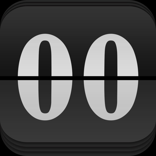 OneClock - 翻頁時鐘極簡可不息屏