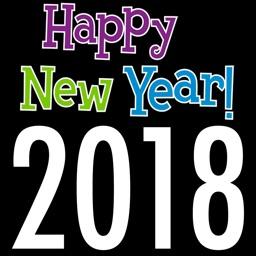New Years Countdown 2018 HD