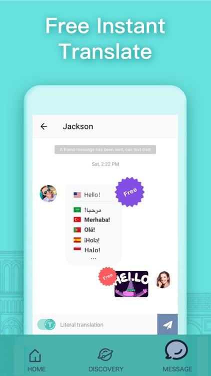 SPARK - Video Chat New Friends screenshot-5