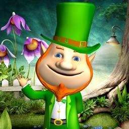 Talking St.Patrick's Elf