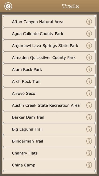 Best-California Trails & Camps screenshot-3