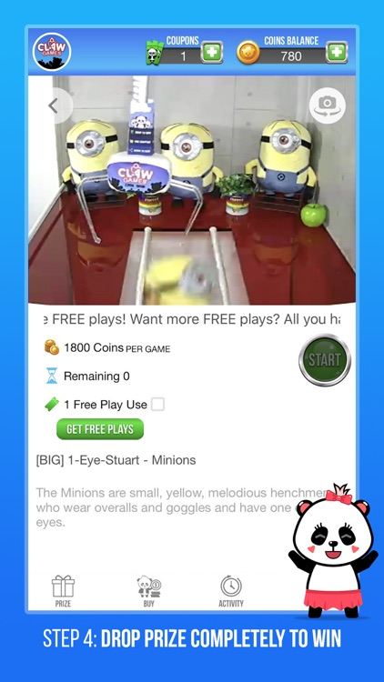 Claw Games LIVE screenshot-3