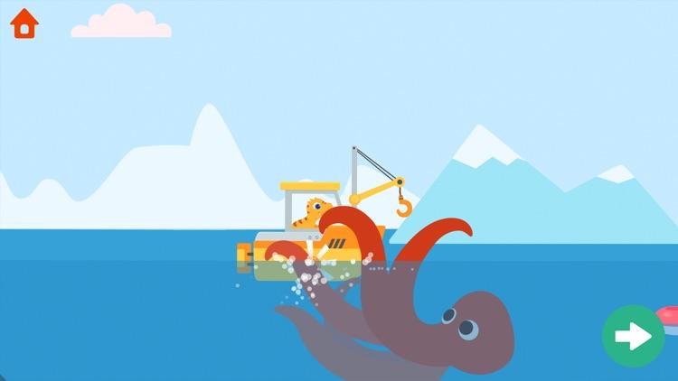 Dinosaur Patrol Boat screenshot-5