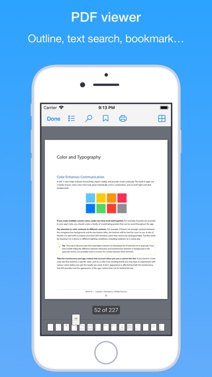 File Hub by imoreapps screenshot-2