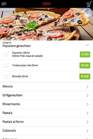 Restaurant Zirve - náhled