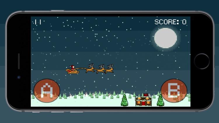 Droppin' Santa: save Xmas screenshot-0