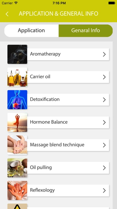 Download Essential Oils Reference Guide App for Pc