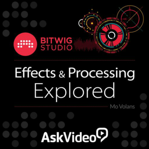 Effect & Processing for Bitwig