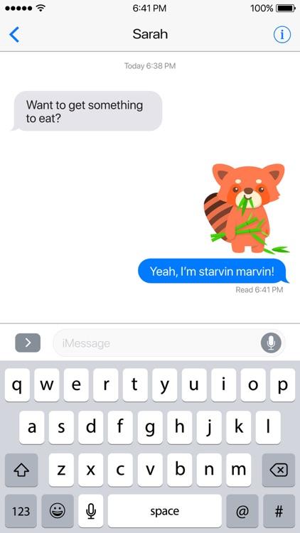 Red Pandas screenshot-3