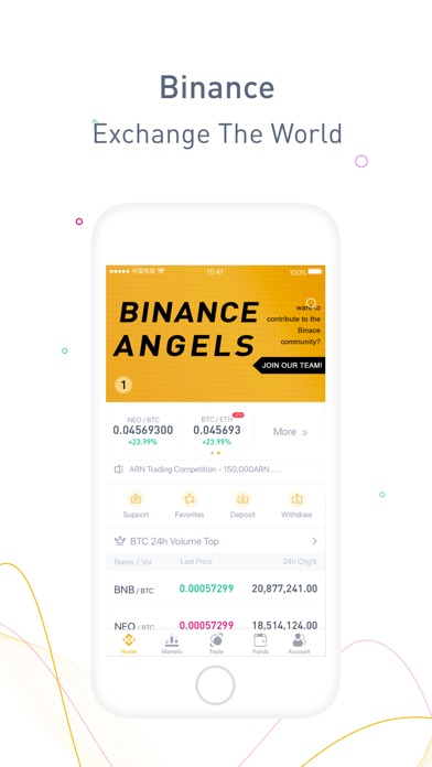Download Binance for Pc