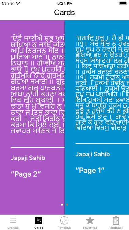 Sri Guru Granth Sahib screenshot-3