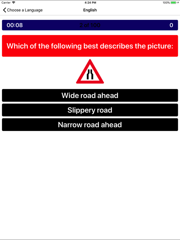 LTO Driver's License Exam Testのおすすめ画像4