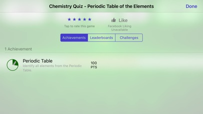 Chemistry periodic table of elements quiz no ads by peter li chemistry periodic table of elements quiz no ads urtaz Image collections