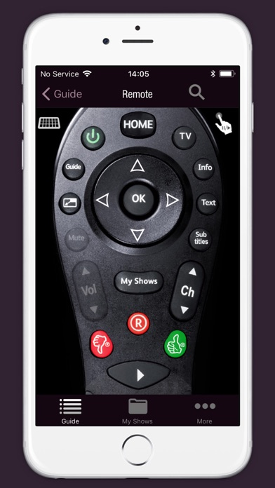 Virgin TV Control - Revenue & Download estimates - Apple App