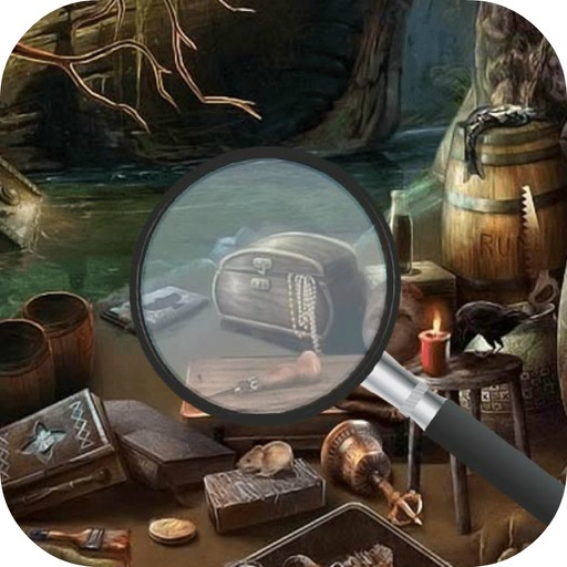 Old Ship Hidden Object icon
