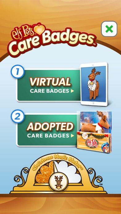 Elf Pets® Virtual Reindeer Screenshots