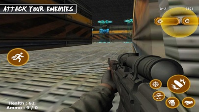FPS Special Critical Mission screenshot three