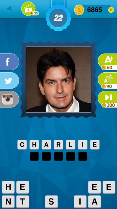 600 Celebs - Celebrity Guess QuizCaptura de pantalla de3