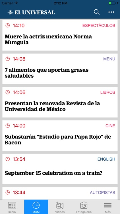 El Universal +