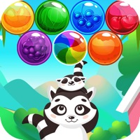 Raccoon Bubble-Colorful Puzzle free Resources hack