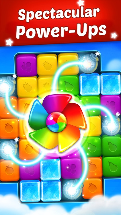 Fruit Cube Blast screenshot-2