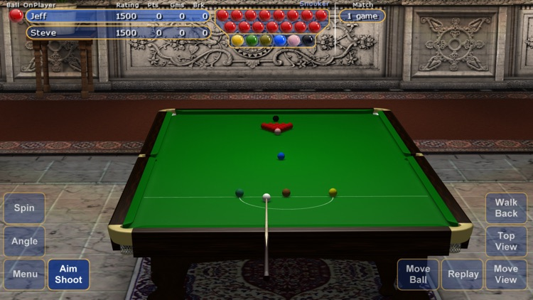 Virtual Pool 4 for iPhone screenshot-3