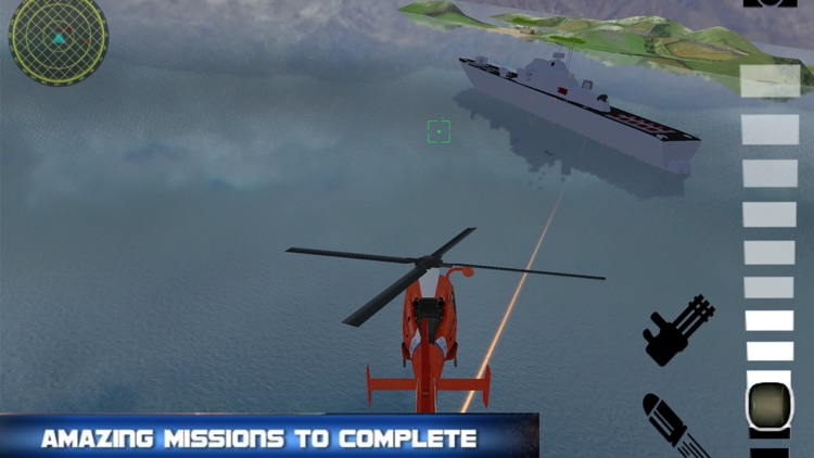 Heli Gunship Mission