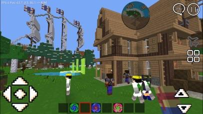 像素世界3D : 中文迷你版沙盒游戏