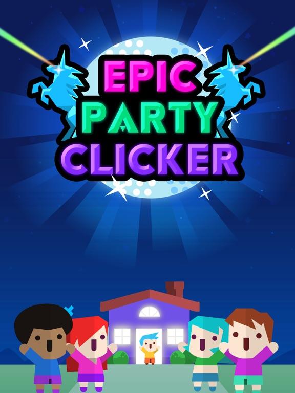 Игра Epic Party Clicker