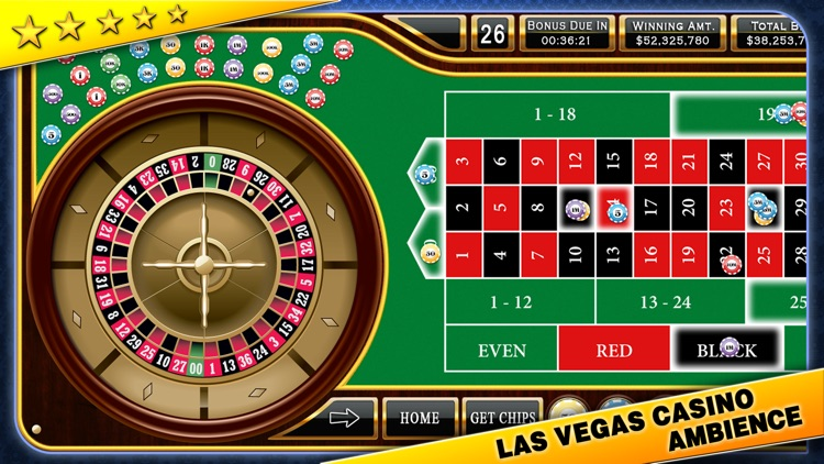 Roulette - Casino Style screenshot-2
