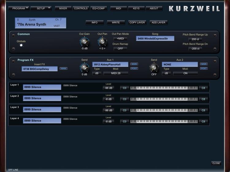 PC3K Sound Editor screenshot-3