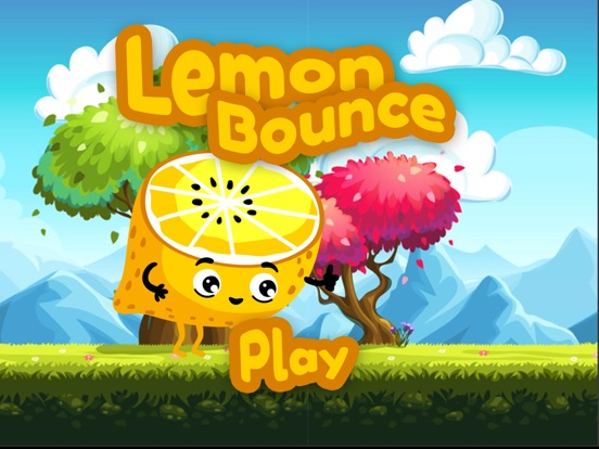 Lemon Bounce screenshot 3