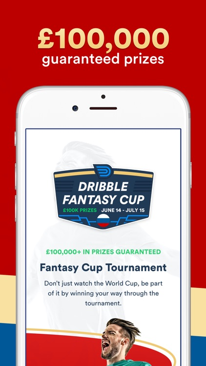 Dribble Fantasy Football Cup