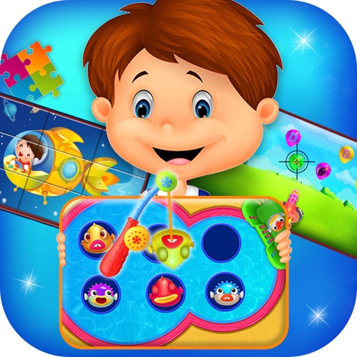 Smart Baby - Toddler Games