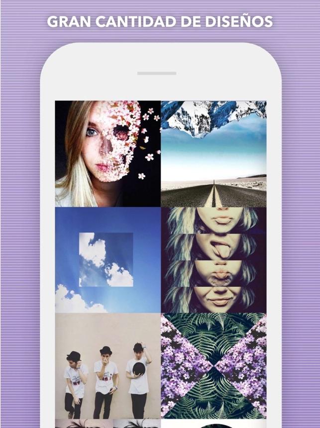Split Pic Collage de Fotos en App Store