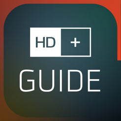 ‎HD+ TV-Programm Guide
