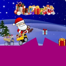 Christmas:Santa Racing Car PRO