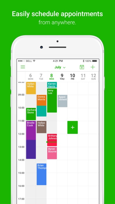 Appointfix: Appointment Book